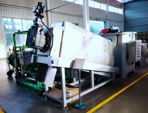 2021.10.15 Screw Press Dewatering Machine